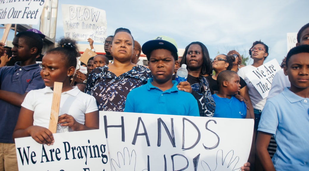 In the wake of Ferguson, can Portland avoid the mistake of acting too little too late? 1