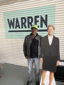 Warren is the best choice 2