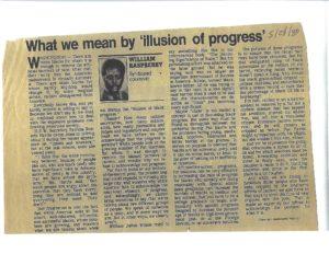 Illusion of Progress 4
